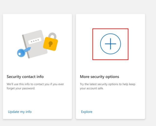 Как включить двухфакторную аутентификацию в учетной записи Microsoft