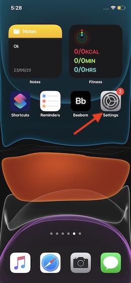 Как отправлять эффекты сообщений с помощью голосового управления на iPhone
