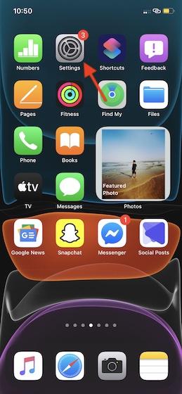 Как настроить звук в наушниках в iOS 14 и iPadOS 14