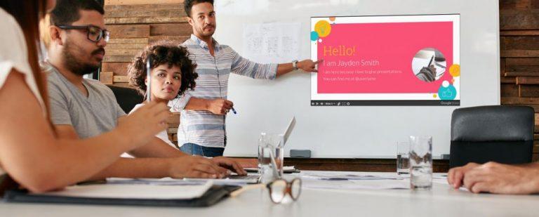 Где найти красивые шаблоны презентаций: 7 лучших сайтов