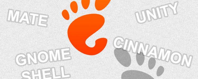 Объяснение MATE против GNOME Shell против Unity и Cinnamon Desktop.