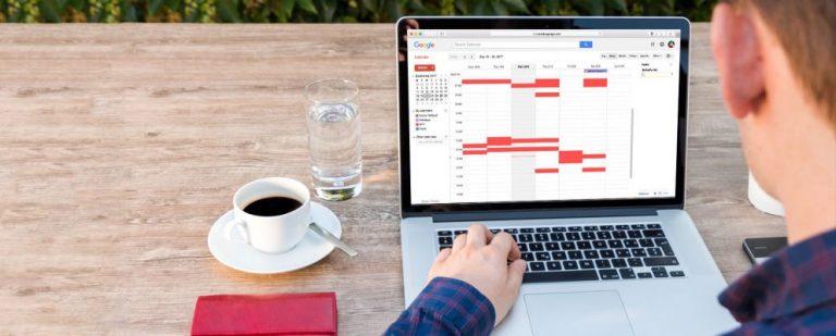 Как заблокировать время в Календаре Google для продуктивного рабочего дня