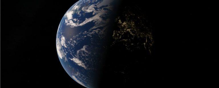 Как часто обновляется Google Планета Земля?
