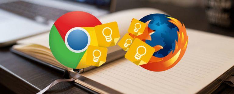 10 лучших расширений Google Keep для Chrome и Firefox