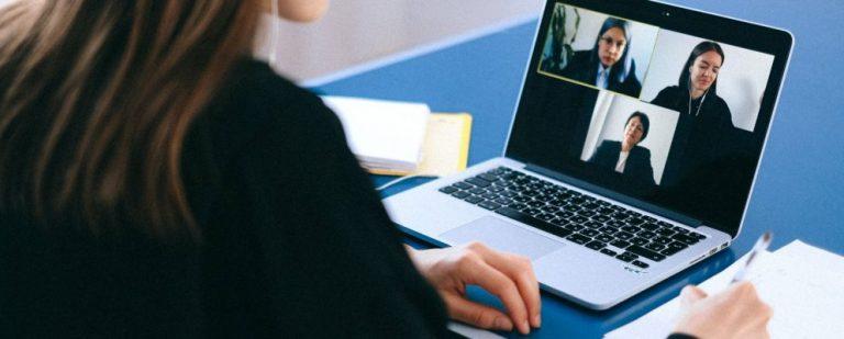 Лучший способ сделать презентацию Keynote через Zoom или Skype