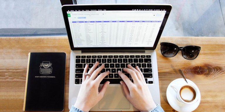 Как легко удалить пустые строки в Excel