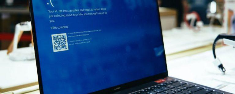5 исправлений для неправильного кода остановки информации о конфигурации в Windows 10