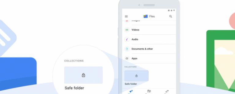Новая функция безопасных папок Google обеспечивает безопасность ваших файлов