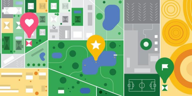 Новая сохраненная вкладка Google на картах помогает запоминать важные места
