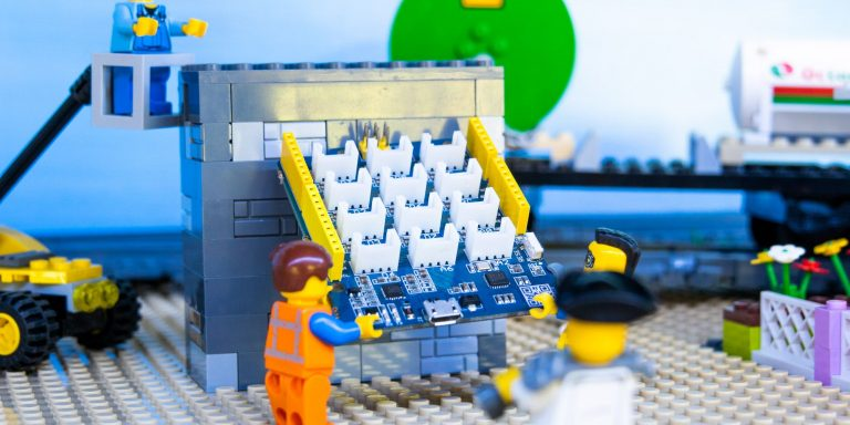 Лучший стартовый комплект Arduino