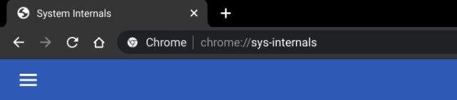 Как контролировать производительность системы в Chromebook