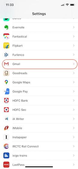 Как установить Gmail в качестве почтового приложения по умолчанию на iPhone в iOS 14