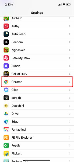 Вот как установить Google Chrome в качестве браузера по умолчанию в iOS 14