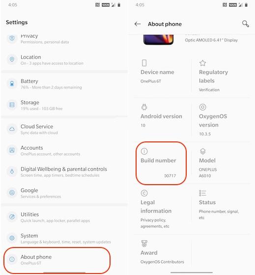 Как отключить все датчики на смартфоне Android