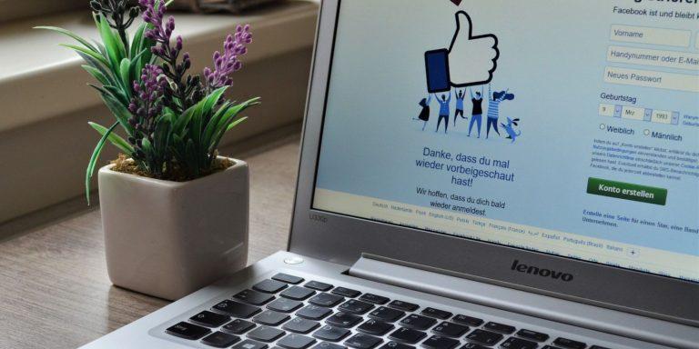 Как изменить имя страницы в Facebook