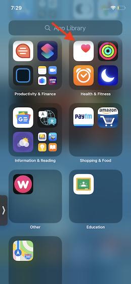 Как удалить данные отслеживания сна в iOS 14 на iPhone