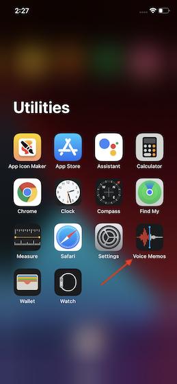 Как улучшить записи голосовых заметок в iOS 14 на iPhone