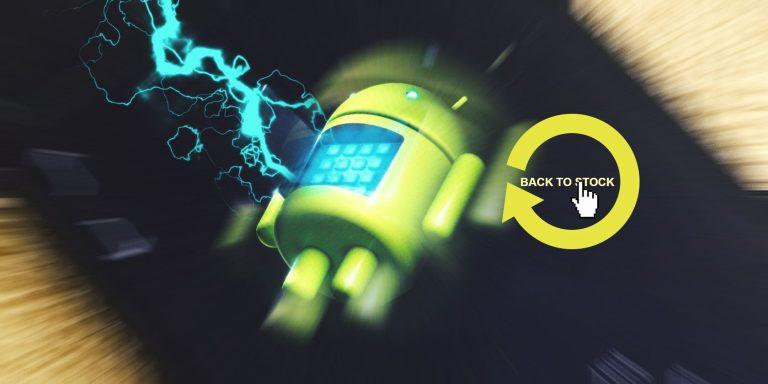 3 способа вернуть ваш рутированный Android-телефон в запас