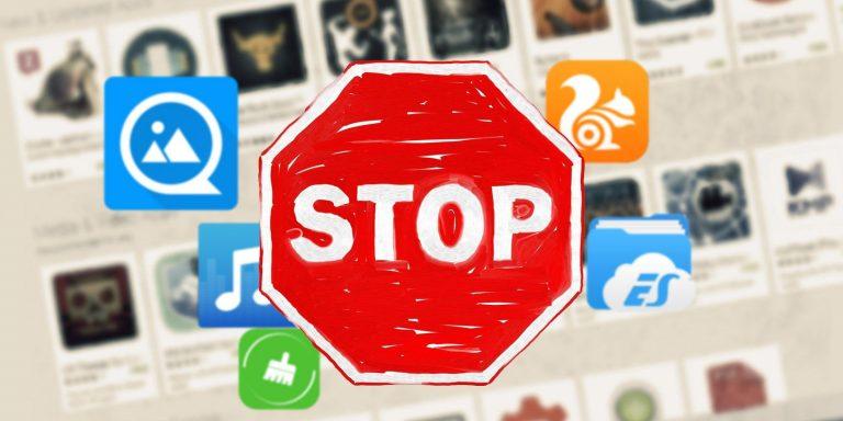 10 популярных приложений для Android, которые нельзя устанавливать