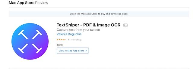 Как легко извлекать текст из изображений и видео на Mac