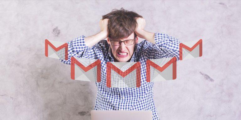 Как заблокировать электронную почту в Gmail