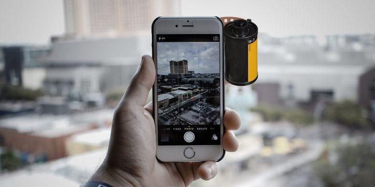 7 винтажных приложений для пленочных камер iPhone, которые стоит использовать