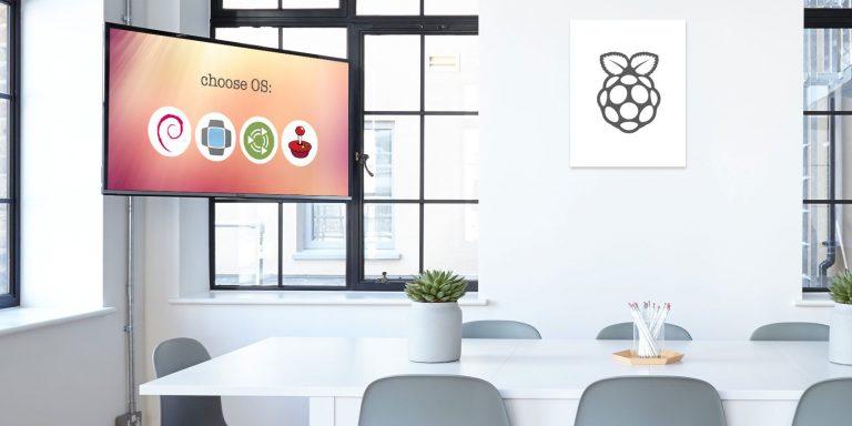 Как выполнить двойную загрузку Raspberry Pi с помощью BerryBoot