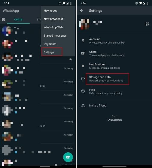 Как освободить хранилище WhatsApp на устройствах Android