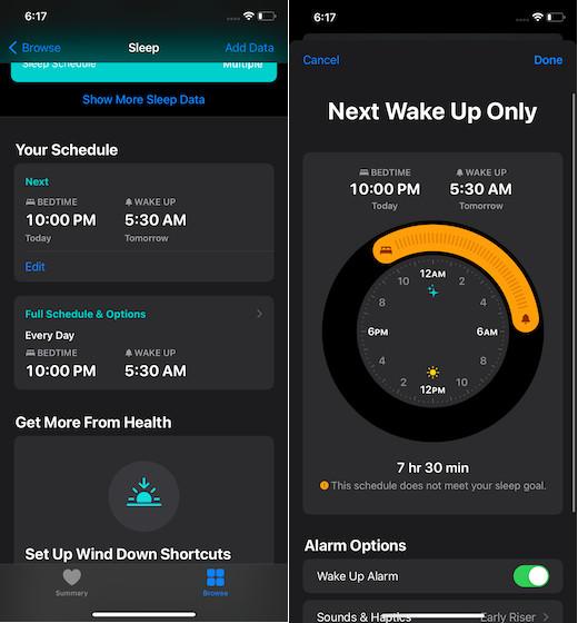 4 совета по улучшению отслеживания сна в iOS 14 на iPhone
