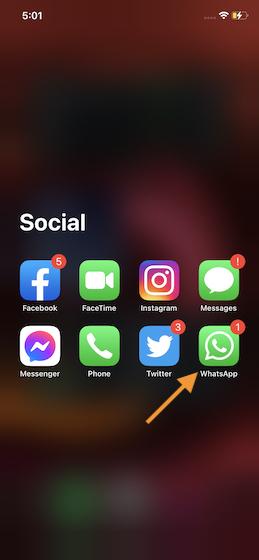 Как использовать новую функцию управления хранилищем в WhatsApp