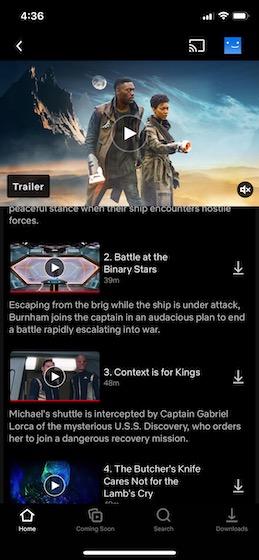 Как заблокировать и разблокировать экран в Netflix на iPhone и Android