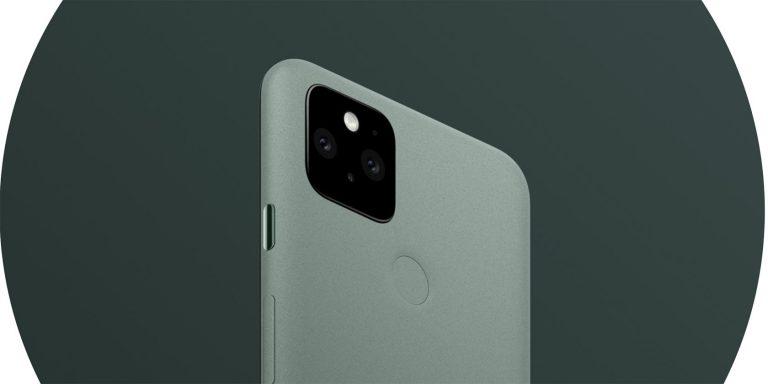 Google представляет приложение камеры Pixel 5 для старых телефонов Pixel