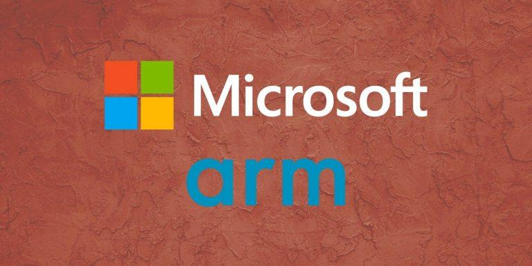 Microsoft внедрит дизайн микросхем с процессорами ARM