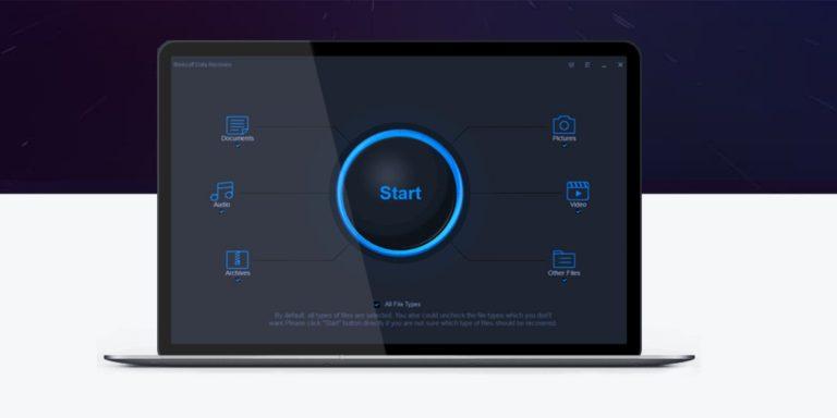 iBeesoft Data Recovery упрощает восстановление потерянных файлов