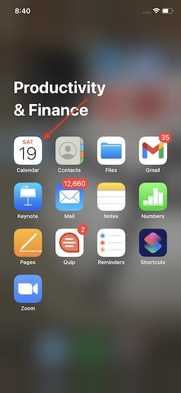 Как добавить или удалить календари на iPhone и iPad
