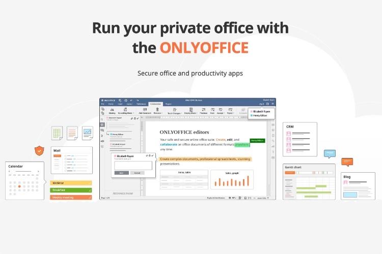 OnlyOffice Docs: вам нужен инструмент для совместной работы с документами
