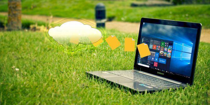 4 способа резервного копирования вашего компьютера с Windows в облако
