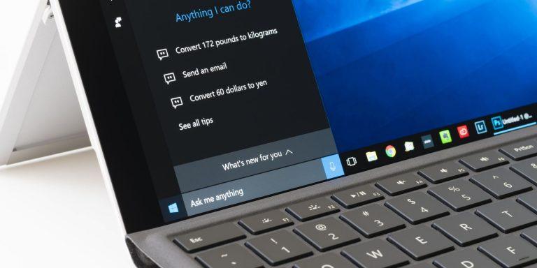Microsoft тестирует новую Cortana для загрузки файлов
