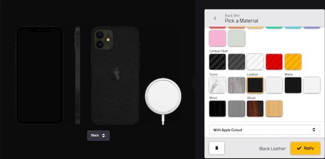 Лучшие скины для Apple iPhone 12, которые стоит попробовать в 2021 году
