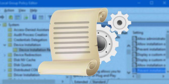 Как получить доступ к редактору групповой политики в Windows Home