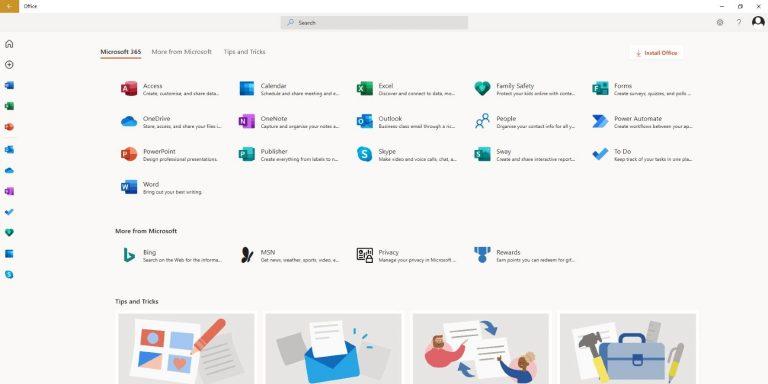 Что такое настольное приложение Microsoft Office и хорошо ли оно?