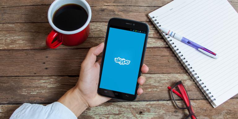 Обновление Skype предлагает новые функции к праздникам