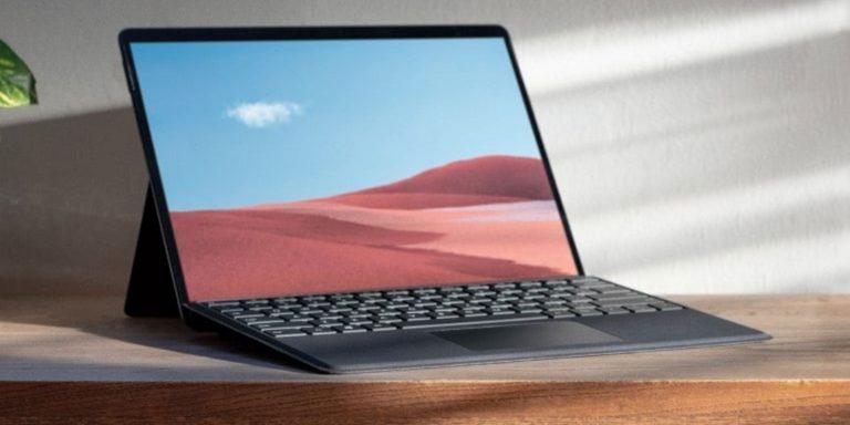 Теперь вы можете купить новые Surface Pro X и Surface Laptop Go