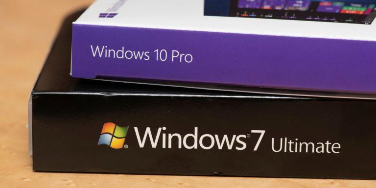 Microsoft по-прежнему очень хочет, чтобы вы обновились до Windows 10