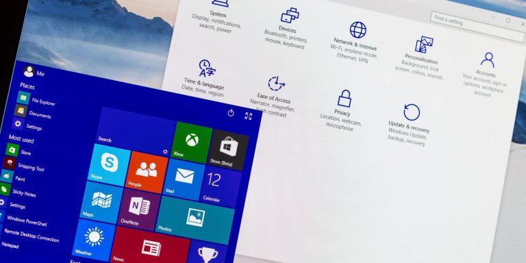 Огромная переработка пользовательского интерфейса Windows 10 находится в разработке
