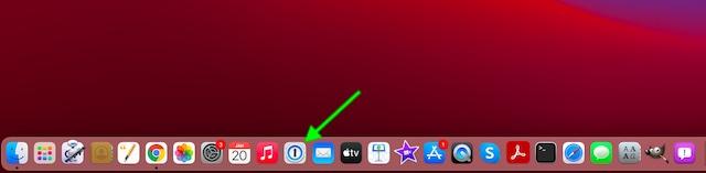 Как использовать Mac Touch ID в расширении 1Password для Chrome