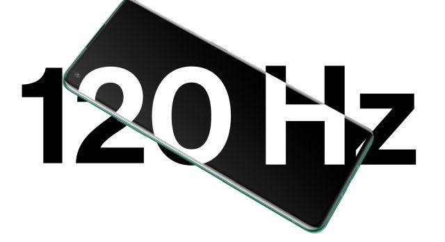 Список смартфонов с дисплеем с частотой обновления 90 Гц, 120 Гц и 144 Гц