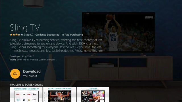 Как добавить бесплатные прямые телеканалы на Fire TV Stick