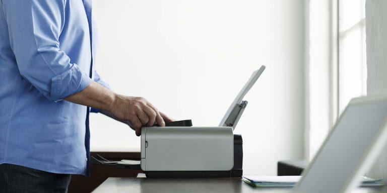 Как установить принтер по умолчанию в Windows 10