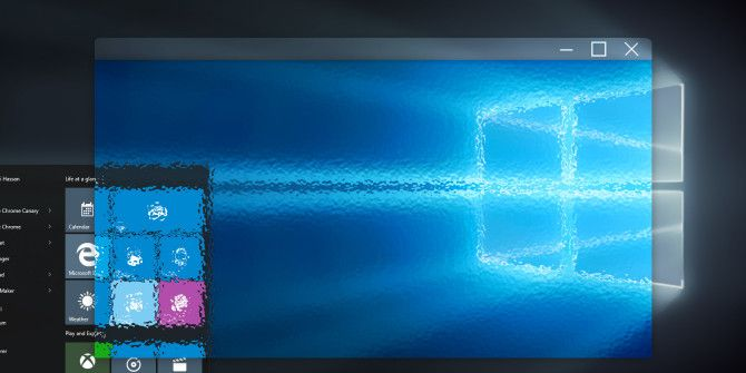 Как получить тему Aero Glass в Windows 10